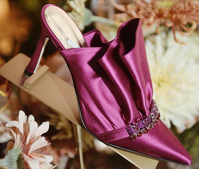 Ghazal Paris violet