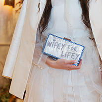 Halfpenny Bridal dresses Wifey for Lifey