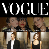 Karl Lagerfeld and Vogue Magazine